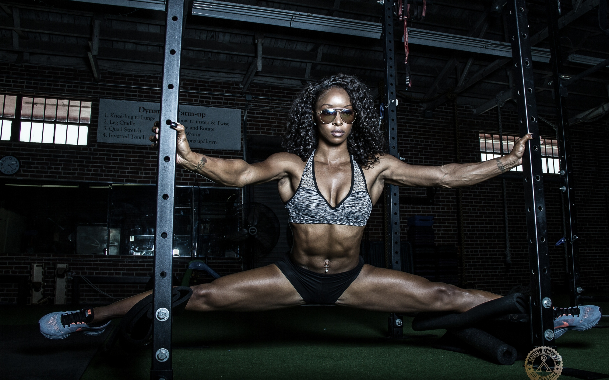 Client: Lakya Brookins Photographer: Artist Ari X Location: Columbia South Carolina Year: 2015 Theme: Cross-fit, Fitness Inspired All artwork on Opulence Imageswebsite (photos and texts) cannot be used or presented without the artist prior consent.